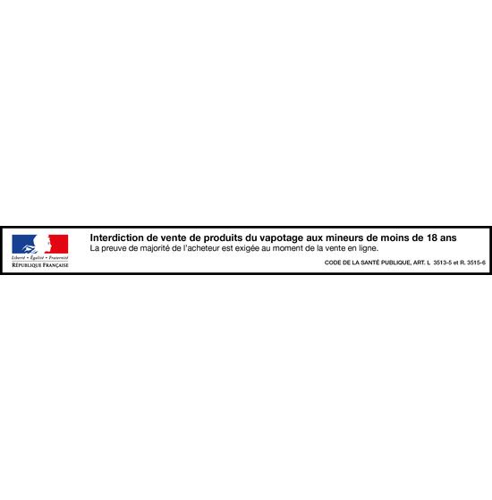 Verre de Vin Rouge Bio - Domaine de la Marseillaise - 12,5cl